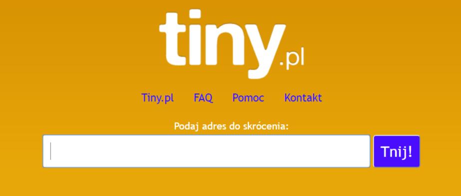 Link tiny.pl