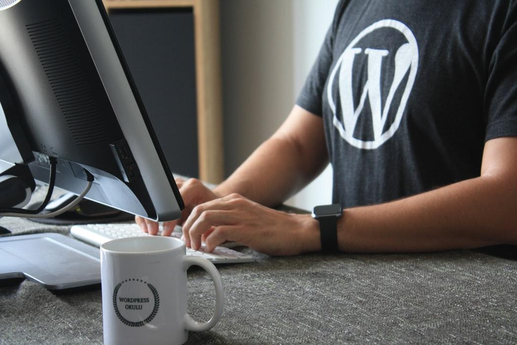 koszulka wordpress